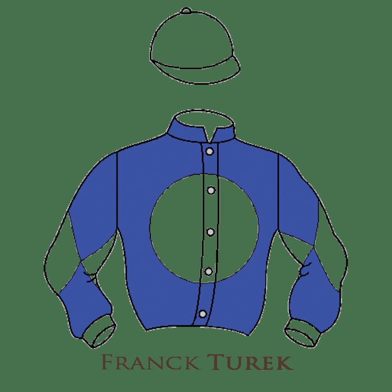 Casaque Turek chevaux de courses