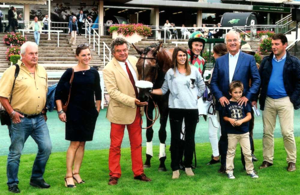 Auteuil - Prix Aguado - 2017